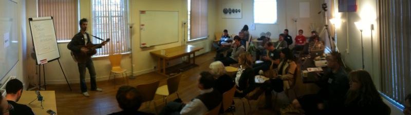@ihatemornings MCN session pic by walkerama