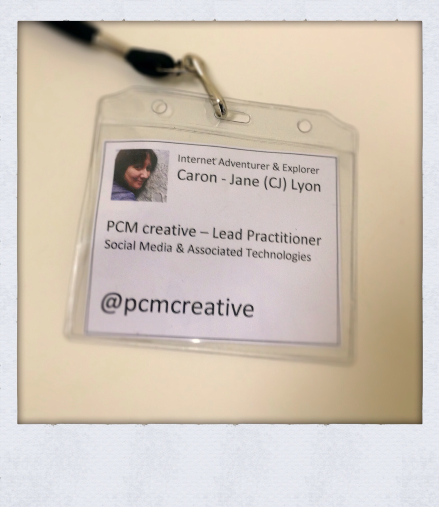 i use qr codes event lanyards name badges pcm creative in action