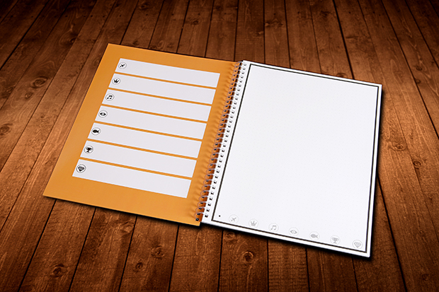Rocketbook - Dyslexics & Scribblers, you need one of these.
