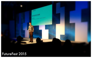Owen Jones - FutureFest 2015