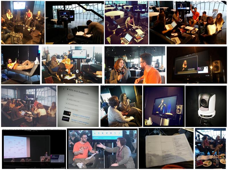 DAEx Studio montage